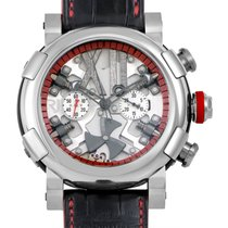 Romain Jerome STEAMPUNK CHRONO RED RRJ.T.CH.SP.005.01