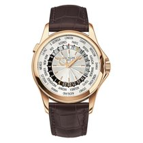 Patek Philippe Complications World Time Yellow Gold Watch...