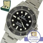 Rolex Sea-Dweller 4000 SD4K 116600 Stainless 40mm Black Date Dive