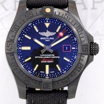 Breitling Avenger Blackbird 44 Titan Black Carbon Automatik...