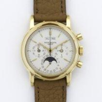 Patek Philippe Yellow Gold Perpetual Calendar Chronograph Ref....