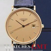 Longines La Grande Classique Presence 18K Gold Like NEW