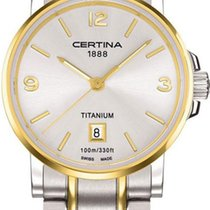 Certina DS Caimano C017.210.55.037.00 Damenarmbanduhr Klassisc...