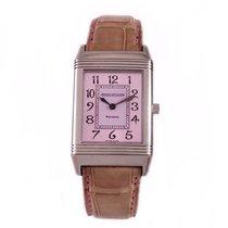 Jaeger-LeCoultre REVERSO CLASSIQUE S/S Pink Bracelet B&P