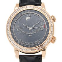 Patek Philippe New  Grand Complications 18 K Rose Gold With...