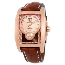 Breitling Bentley Flying B Rose Gold Dial Automatic Men's...
