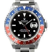 Rolex GMT I zaffiro 11/1996 art. Rg364