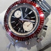 Longines Ungetragene Heritage Diver 1967 Column-Wheel Chronograph