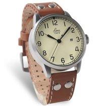 Laco Herren Armbanduhr Navy Miyota 861611
