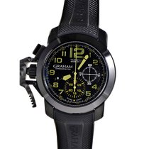 Graham Chronofighter Oversize Amazonia Green 2CCAU.G01A.T15N