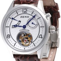 Zeno-Watch Basel Tourbillon, Power Reserve, Diamond
