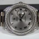 Rolex Day Date II 2 President Diamond 2014