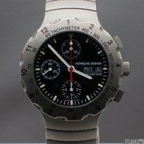Porsche Design Titanium Eterna Automatic Chronograph