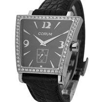 Corum Trapeze with Diamond Bezel