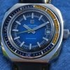 Atlantic Seahunter  In Acciaio Automatic Rarissimo Sub 200 Mt.