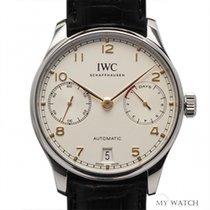 IWC(万国) Automatic 7 Days Portuguese  IW500704(NEW)