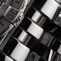 Breitling Pilot metal bracelet band for Chronomat Evolution