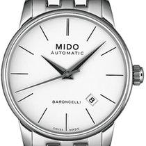 Mido Baroncelli Gent II Automatik Herrenuhr M8600.4.76.1