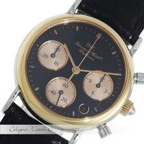 IWC Portofino Chronograph Stahl / Gold