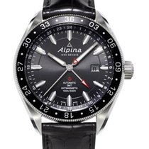 Alpina Alpiner 4 - AUTOMATIC GMT / AL-550G5AQ6