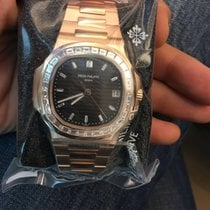 Patek Philippe [NEW][RARE] 5723/1R-010 Baguette diamonds Watch