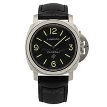Panerai Luminor Base Logo Acciaio 44 mm