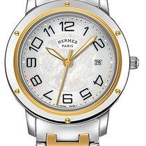 Hermès Clipper Quartz MM 28mm 035344WW00
