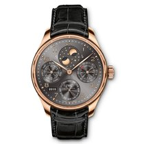 IWC [NEW] Portugieser Perpetual Calendar Double Moonphase