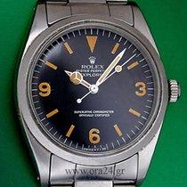 Rolex Explorer 36mm Very Rare Ref 1016/1018 Vintage 1966 Cal 1570