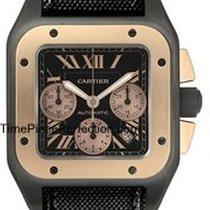 Cartier Santos 100 Chronograph w2020004