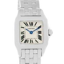 Cartier Santos Demoiselle Stainless Steel Ladies Watch W25064z5