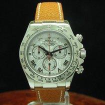 Rolex Cosmograph Daytona 18kt Gold Automatic Chronograph...