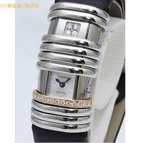 Cartier カルティエ デクラレーションダイヤSS/TI/PG WT000830