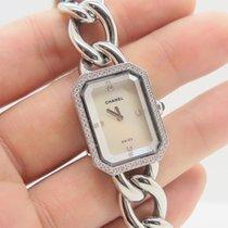 Chanel Premiere Factory Diamonds MOP Dial Ref. H2132