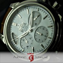 Omega De Ville Co-Axial Chronograph Perlmutt Full Set Ref....