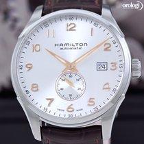 Hamilton Men's Jazzmaster Maestro Small Second 40mm Silver...