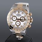 Rolex cosmograph daytona steel and gold