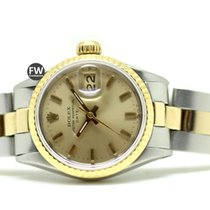 Rolex Lady Date Steel & Gold