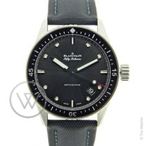 Blancpain Fifty Fathoms Bathyscaphe - Full Set