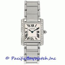 Cartier Tank Francaise Ladies WE1002S3
