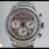 Baume & Mercier Capeland XL automatic chronograph, round...