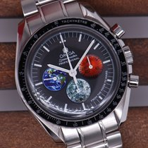 "Omega Speedmaster Moon Watch ""from Mars To Moon""..."