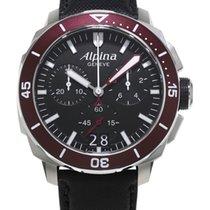 Alpina Seastrong Diver 300 Big Date Chrono inkl.Ersat