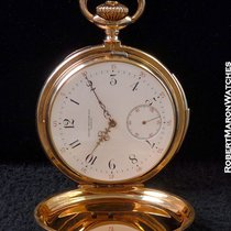 Patek Philippe Minute Repeater Pocket Watch 18k Rose Merrick,...