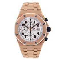 Audemars Piguet AP Offshore Chronograph 42mm Rose Gold Bracelet