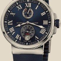Ulysse Nardin Marine Chronometer Manufacture 43 mm 2014