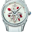 Perrelet Double Rotor Diamond Flower Automatic Ladies Watch