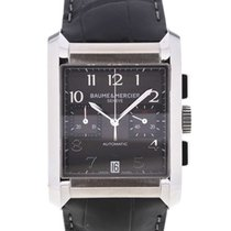Baume & Mercier Hampton Rectangular Chronograph
