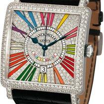 Franck Muller Master Square Colour Dreams Diamonds
