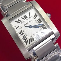 Cartier Tank Francaise Automatic Date MINT CONDITION